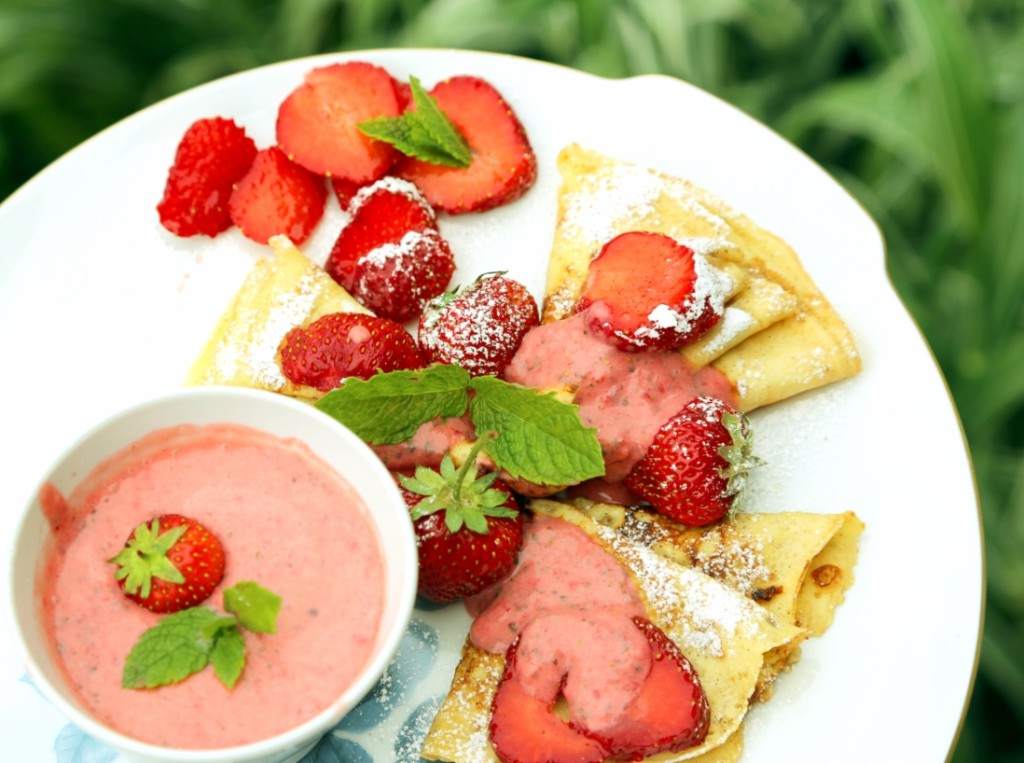 chutná a rychlá snídaně s minimem námahy.