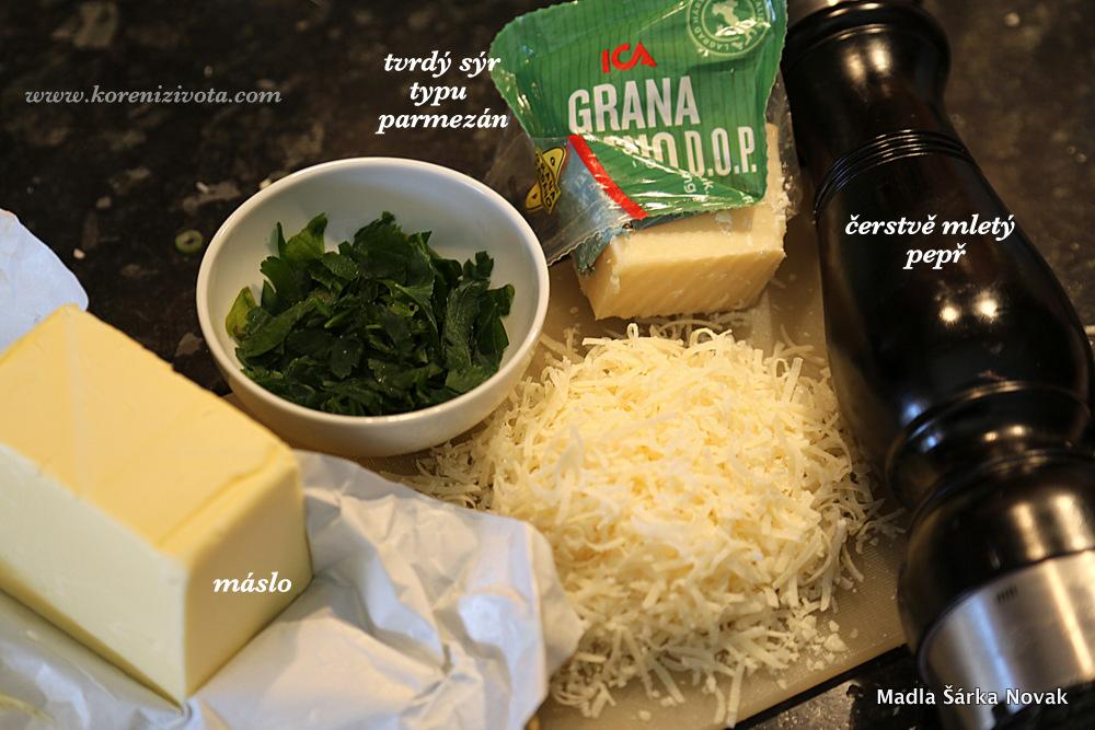 Fofr špagety s lahodnou omáčkou ze 3 surovin